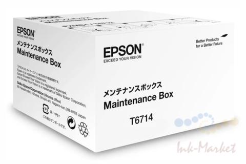 Ёмкость для отработанных чернил Epson Maintenance Box T6714 (C13T671400)