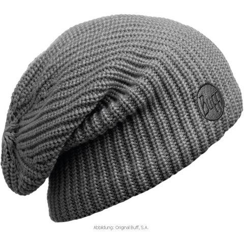 Вязаная шапка-бини Buff Drip Graphite