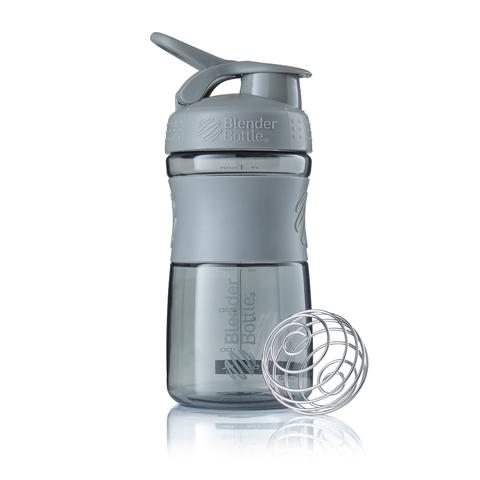 Бутылка-шейкер SportMixer Pebble Grey