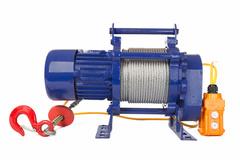 Лебедка TOR CD-300-A (KCD-300 kg, 380 В) с канатом 70 м