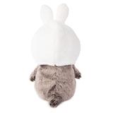 Кот Басик Baby в шапке-зайка