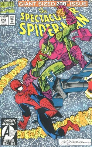 The Spectacular Spider-Man 200 Issue