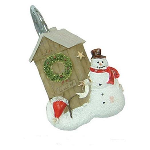 Крючки Набор из 12 крючков для шторки Blonder Home Holiday Outhouses nabor-iz-12-kryuchkov-dlya-shtorki-blonder-home-holiday-outhouses-ssha.jpg
