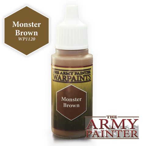 Monster Brown