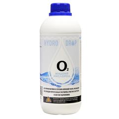 Жидкий кислород Hydro DROP - ваше спасение, если болеет ваше растение!
