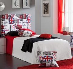 Кровать Dupen (Дюпен)  702 LONDON