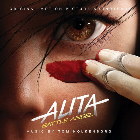 Soundtrack / Tom Holkenborg: Alita - Battle Angel (LP)