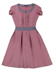 10253 платье сиреневое