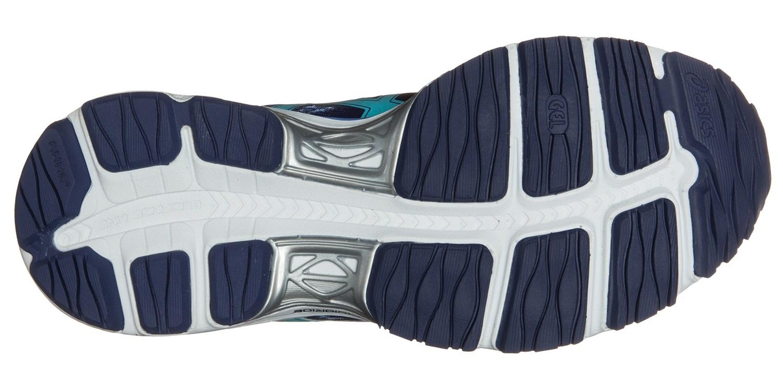Женские беговые кроссовки Asics Gel-Cumulus 17 (T5D8N 5040) синие фото
