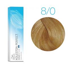 Wella Professionals Koleston Perfect Innosense 8/0 (Cветлый блонд) - Стойкая крем-краска для волос