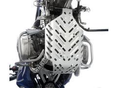 Защита двигателя Dakar BMW R1200GS/GSA/R NineT, серебро