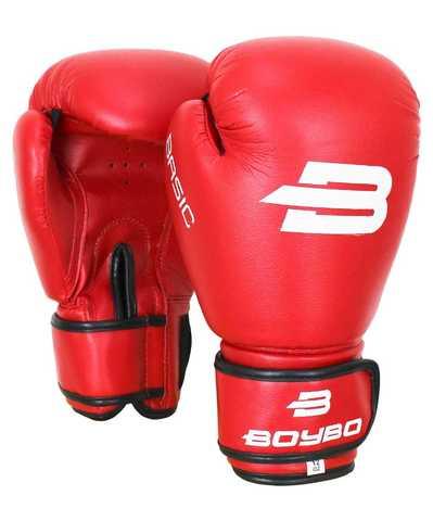 Перчатки боксерские BoyBo Basic