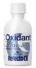 RefectoCil Оксидант-крем 3% для окрашивания ресниц Oxidant Liquid 50мл