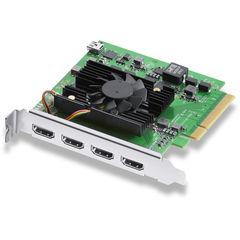 Устройство видеозахвата Blackmagic Design DeckLink Quad HDMI Recorder Capture Card