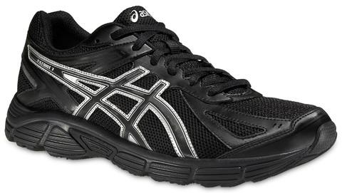 Мужские беговые кроссовки Asics Patriot 7 (T4D1N 9099) черные фото