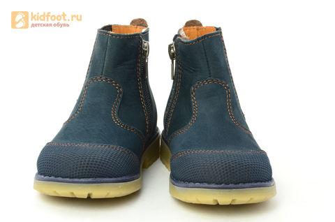 Ботинки Лель (LEL) для мальчика, цвет Темно синий, 3-1040. Изображение 5 из 16.