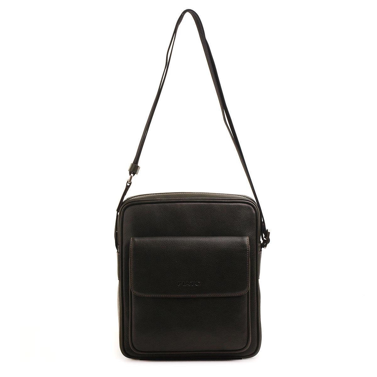 м31388 Fiato  кожа  зеленый (сумка мужская)
