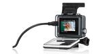 Кабель Micro USB для зарядки камеры GoPro пример использования