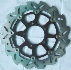 Тормозные диски передние для мотоцикла (2шт.) для Kawasaki ZX-10R 04-07, ZX-6R 05-13, ER-6N/F 06-13