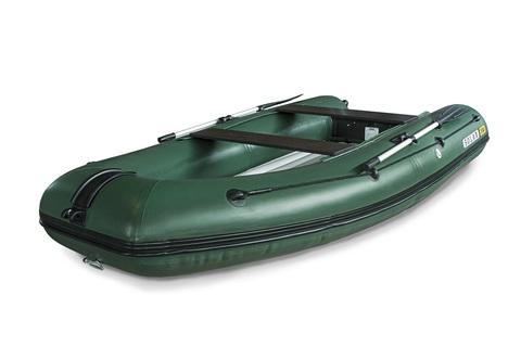 Надувная ПВХ-лодка Солар Оптима - 350 (зеленый)