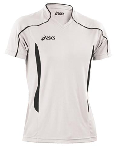 Футболка волейбольная Asics T-shirt Vol мужская белая