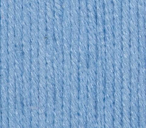 Пряжа Gazzal Baby Cotton 3423 нежно-голубой
