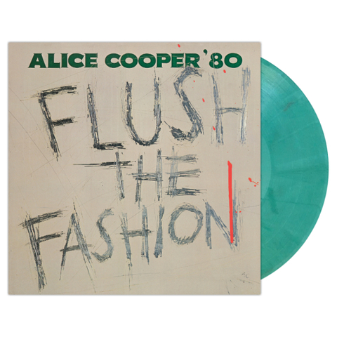 Alice Cooper / Flush The Fashion (Coloured Vinyl)(LP)