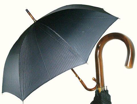 Зонт-трость Pasotti-6768-7-Chestnut