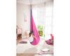 Кресло гамак детское из хлопка Joki фиолетово-розовый с подушкой JOD70-77