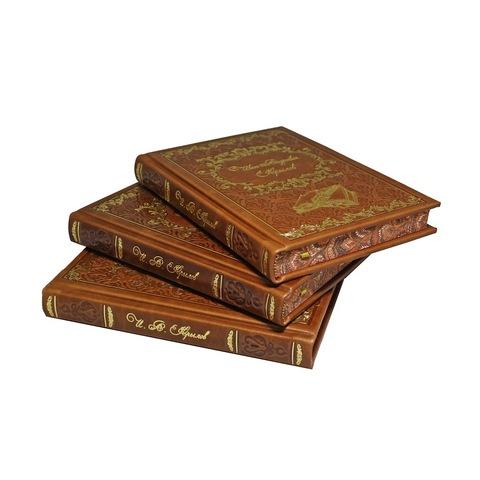 Крылов И.А. Собрание сочинений в 3 томах.