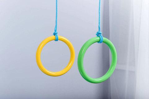 Гимнастические кольца, цвет в ассортименте