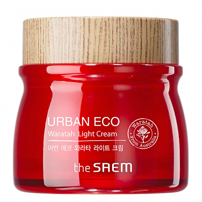 The Saem Urban Eco Waratah Light Cream