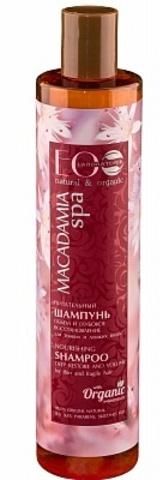EO Laboratorie Macadamia Spa Шампунь для волос питательный