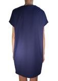 Платье. Цвет синий/зеленый JO NO FUI