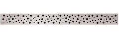 Накладная панель для душевого лотка 30 см Alcaplast BUBLE-300L фото