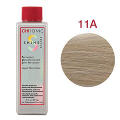CHI Ionic Shine Shades Liquid Color 11A (Очень светлый пепельный блондин) - Жидкая краска для волос