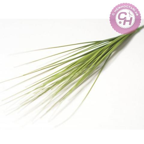 Трава осока пластиковая, букет 42 см.
