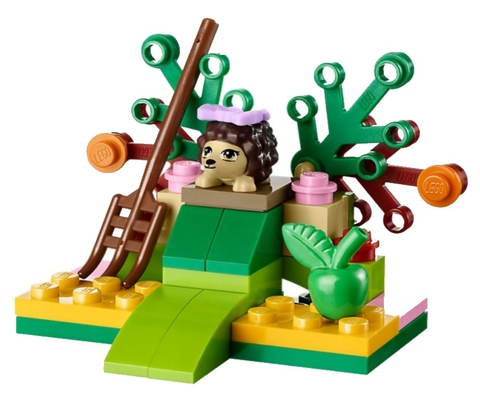 LEGO Friends: Норка Ёжика 41020