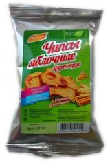 Чипсы яблочные, Вастэко, с мёдом и корицей, 25 г