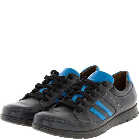 589385 полуботинки мужские BS кожа. КупиРазмер — обувь больших размеров марки Делфино