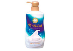 Сливочное жидкое мыло Bouncia чистота и свежесть, 550мл