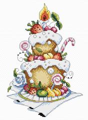 М-048 Фруктовый десерт
