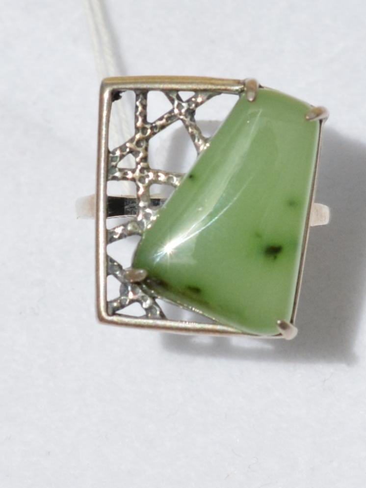 Гленда (кольцо из серебра)