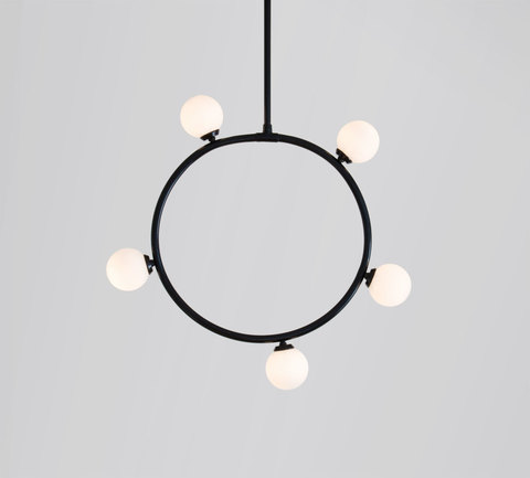 Circle and Sphere by Atelier Aretti