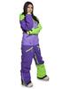 Сноубордический комбинезон Cool Zone (Кул Зон) с флисовым утеплителем  для женщин до -30°С