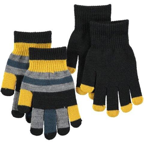 перчатки Molo Keio Black