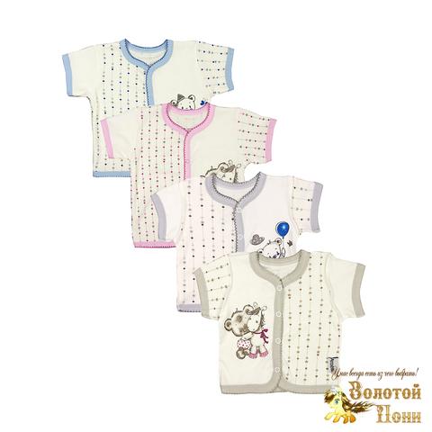 Кофточка хлопок детская (62-86) 200304-А319