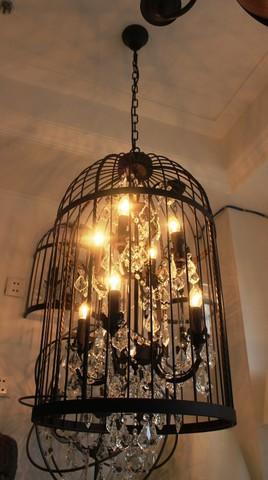vintage chandelier  01-18 ( by Funky Vintage )