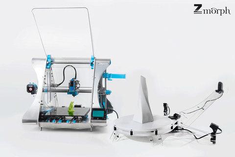 3D сканер Zmorph 2.0