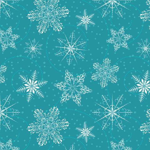 Этиклейка Изумрудный снег